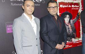 La desilusión de Jorge Javier como actor