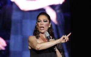 Isabel Pantoja ante el apoyo de sus fans: Que Dios reparta suerte