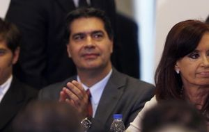 Argentina espera un gesto a su favor en su última negociación con los 'fondos buitre'