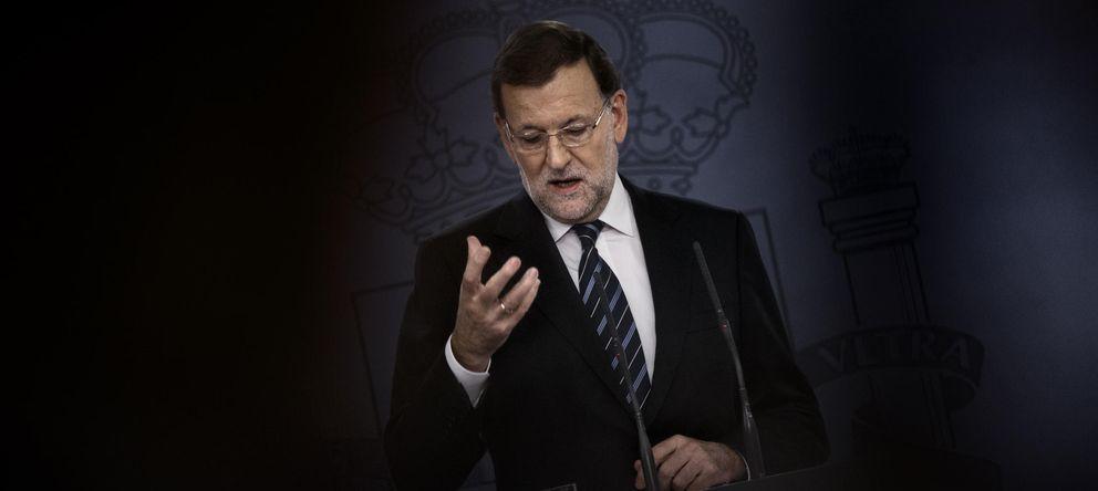 Foto: El presidente del Gobierno, Mariano Rajoy. (Gtres)
