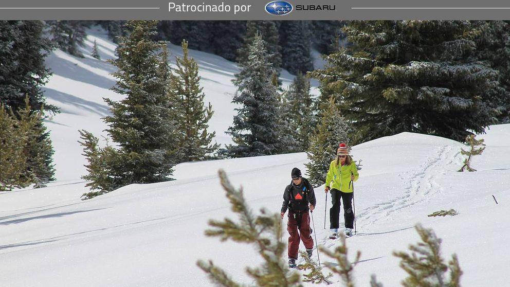 Candanchú acerca el esquí de travesía a todos los aficionados
