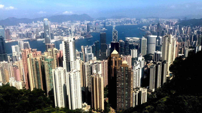 Una parte de Hong Kong prohibida para chinos. (J. B.)