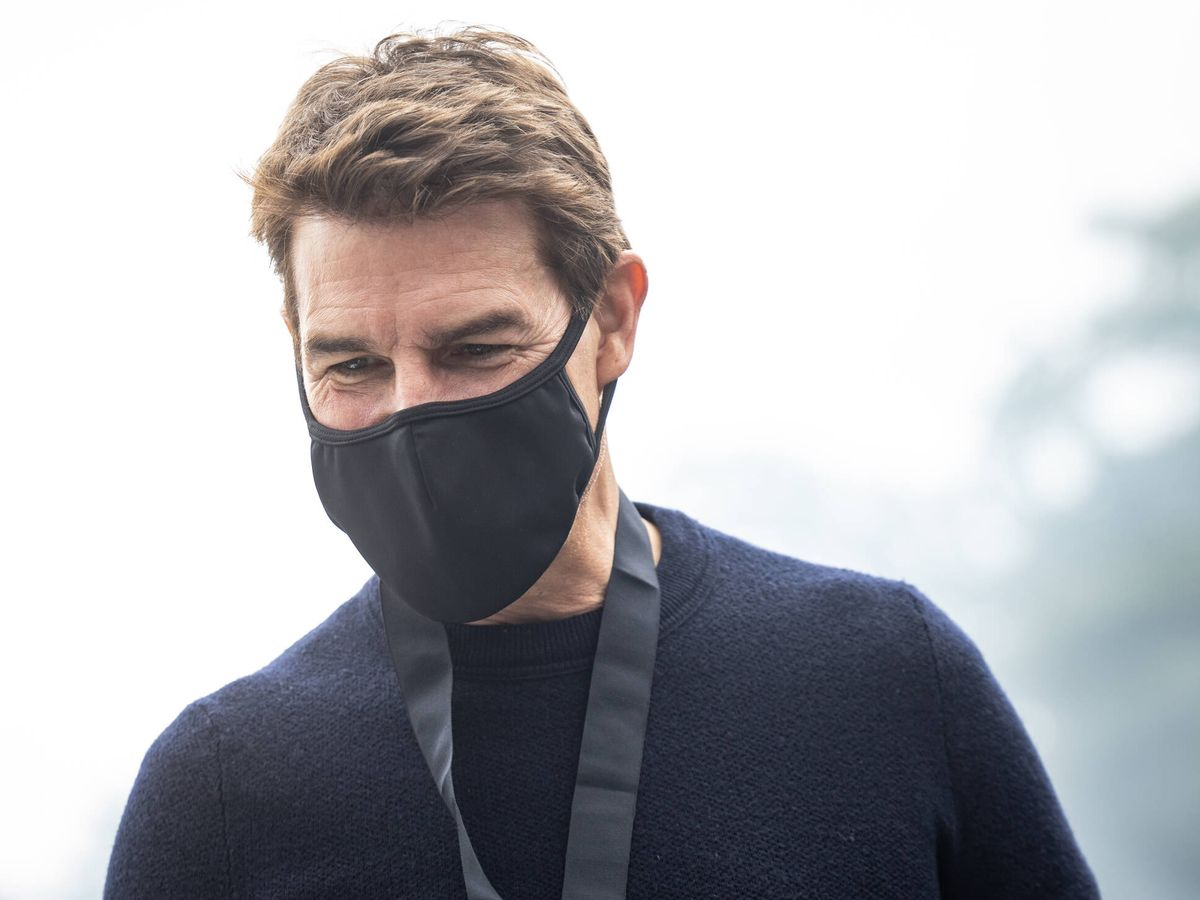 Foto: Tom Cruise, en el Goodwood Festival of Speed en julio de 2021, antes de su último retoque estético. (Getty)