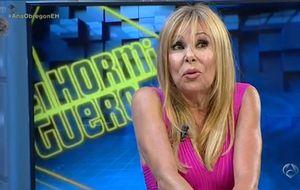 El 'desenfreno' de Ana Obregón en 'El Hormiguero': Me he corrido en el asiento