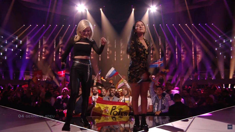 La reacción del gobierno cántabro a una bandera en Eurovisión