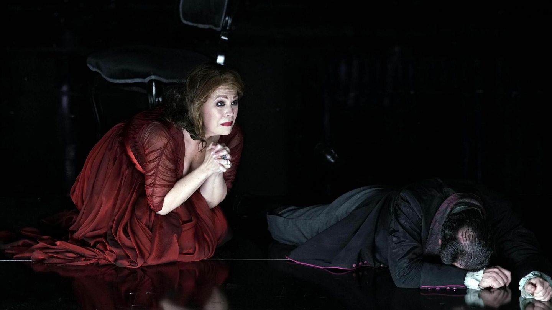 La soprano norteamericana Sondra Radvanovsky. (EFE)