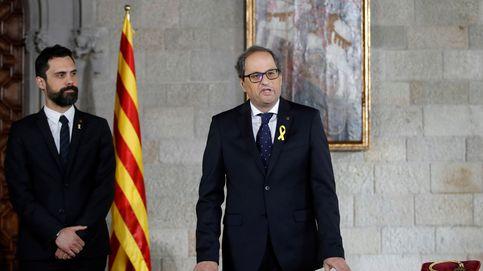 Directo | Quim Torra toma posesión como 'president' sin Gobierno ni rojigualda