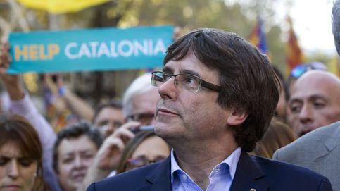Declaración institucional de Carles Puigdemont tras la aplicación del 155
