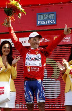 """Purito Rodríguez: """"Voy a darlo todo para ganar esta Vuelta"""""""