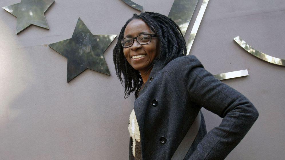 Foto: Rita Bosaho es la primera diputada negra de la historia de España (EFE)