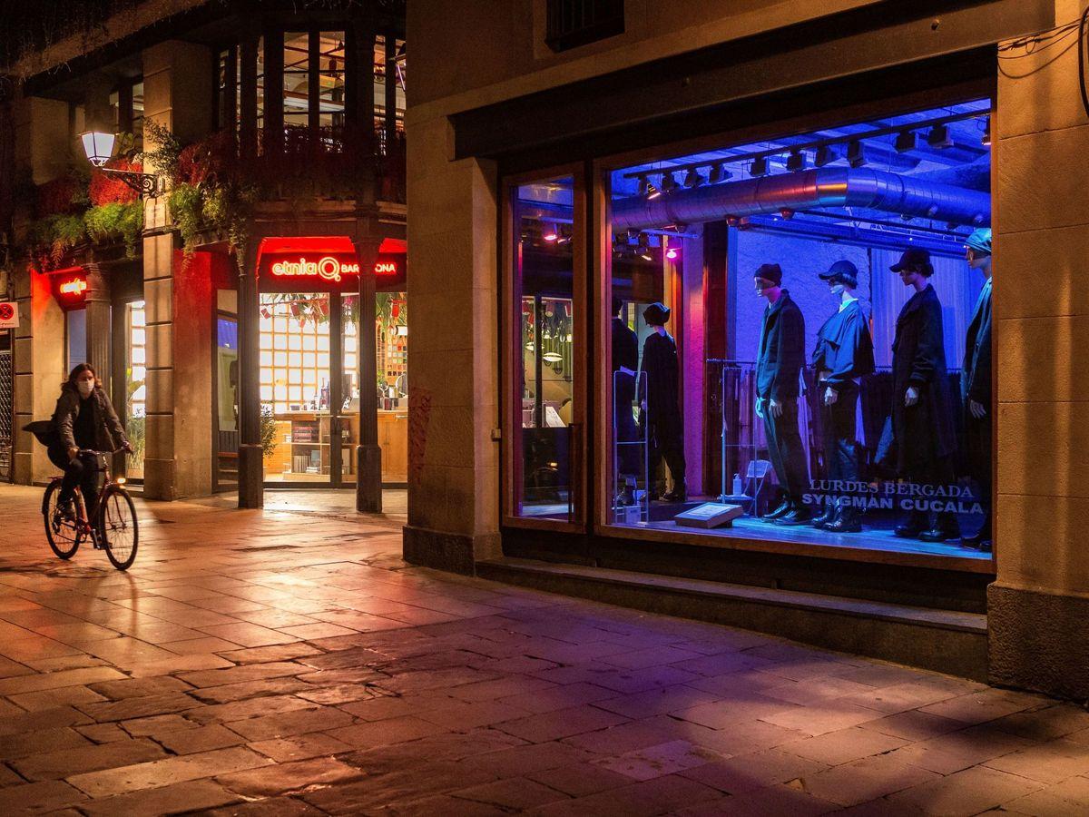 Foto: El Passeig del Born, en Barcelona. (EFE)