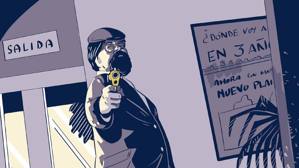 Foto: 'El Solitario'.