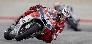 Post de Se acabó la paz en Ducati: Lorenzo y Dovizioso exigen cambios en su moto