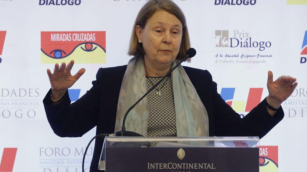 Foto: Rosario Silva de Lapuerta, nueva vicepresidenta del Tribunal de Justicia UE. (EFE)