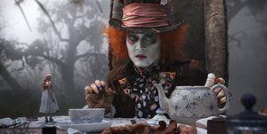 'Alicia en el país de las maravillas' de Tim Burton acapara la cartelera
