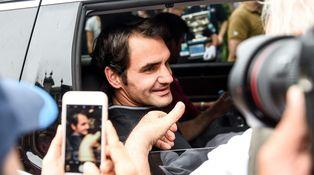 Federer es un niño
