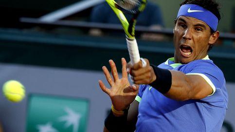 Nadal pasa el rodillo y se planta en la final de Roland Garros sin perder un solo set
