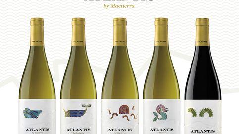 El frescor y la fuerza del clima atlántico en botella: Atlantis