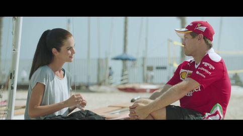 La lección de vida que Vettel aprende de esta abogada