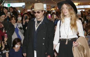 Johnny Depp y Amber Heard contraen matrimonio en California