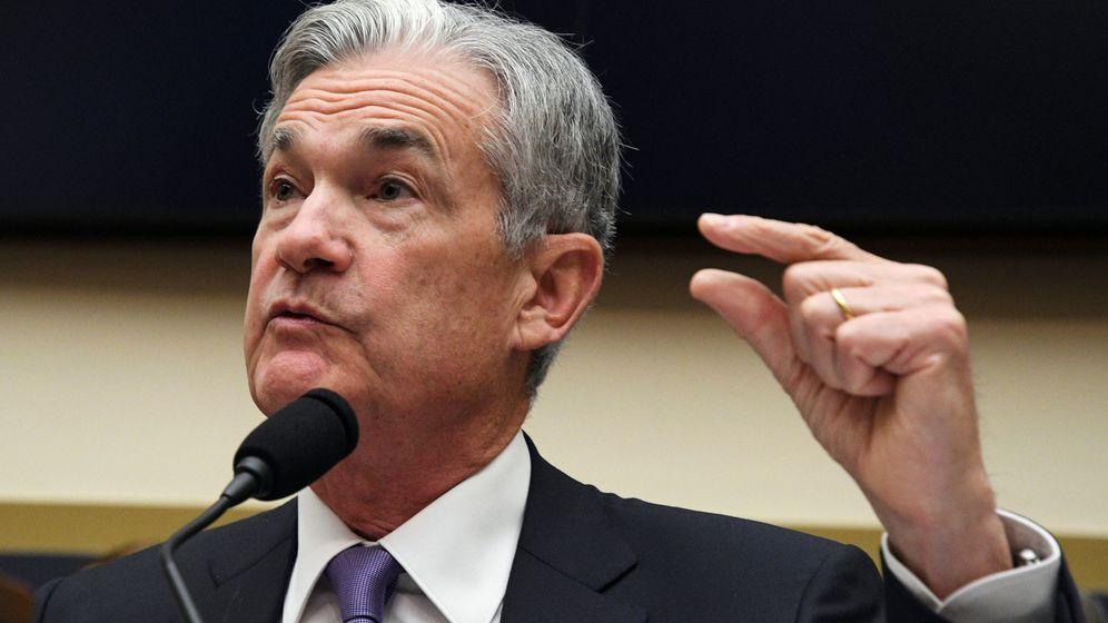 Foto: El presidente de la Reserva Federal Jerome Powell. (Reuters)