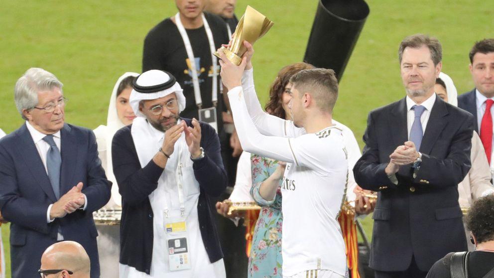 El debate futbolístico y moral por el MVP a Valverde (que Fede enmendó con su actitud)