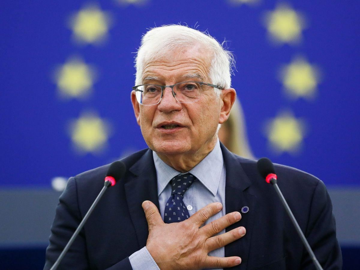 Foto: El Alto Representante de la UE, Josep Borrell (Reuters)
