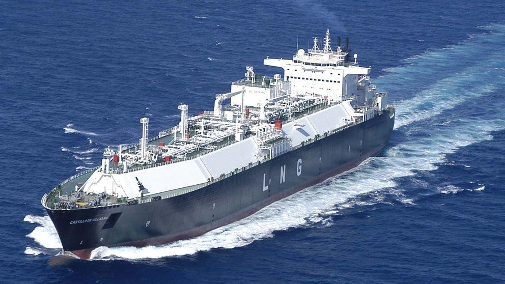 Gas Natural acepta sacar a concurso un metanero al que optará Navantia