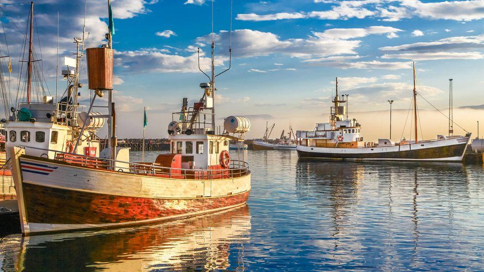Foto: Barcos pesqueros, necesarios para la dieta atlántica. (iStock)
