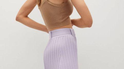 Las expertas dicen que esta falda de Mango va a ser un auténtico éxito en ventas