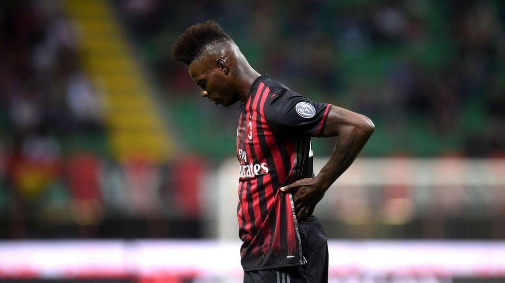 Foto: Una temporada decepcionante en Milan. Foto: Daniele Mascolo (EFE)