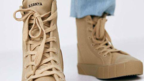 Zara lanza unas zapatillas deportivas que podemos personalizar con nuestro nombre
