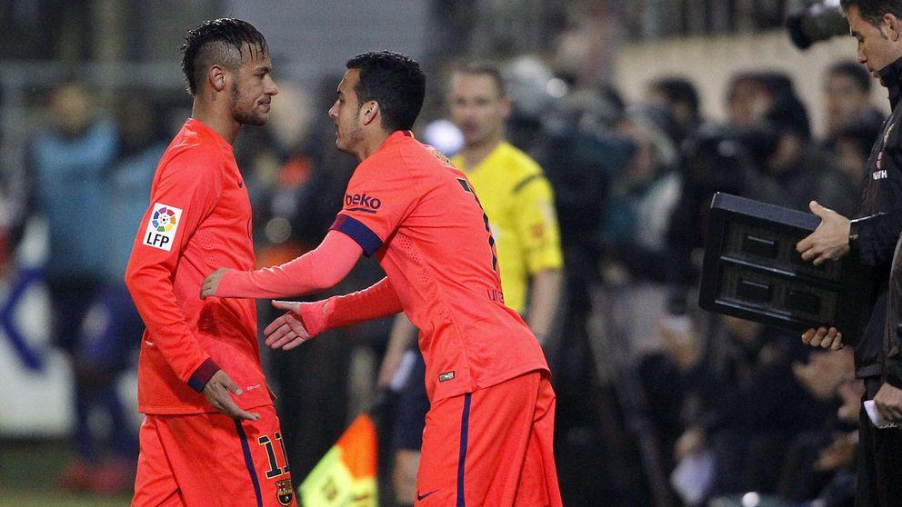 El Barça, ante una semana decisiva molesto con la actitud de Neymar