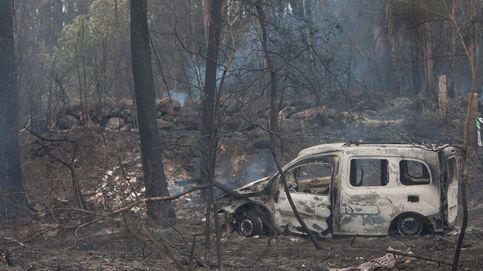 Los cuatro muertos de los incendios de Galicia: Maximina, Angelina, Marcelino...