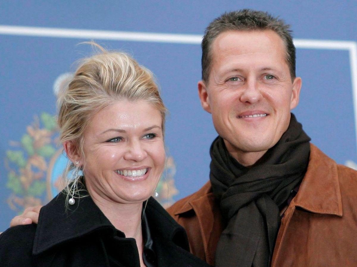 Foto: Michael y Corinna, en una imagen de archivo. (EFE)