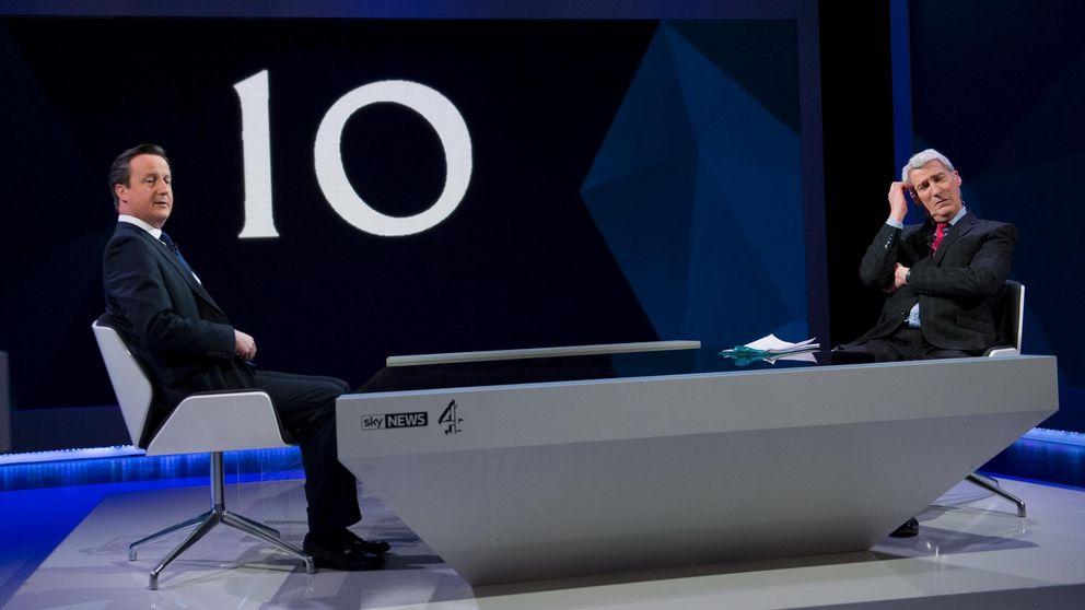 Paxman, el ídolo de Ana Pastor, es el hombre más odiado por los políticos