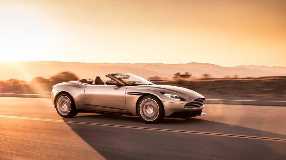 Foto: Volante, la marca de los descapotables de Aston Martin