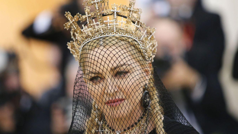 Foto: Madonna en la Gala MET de este año.