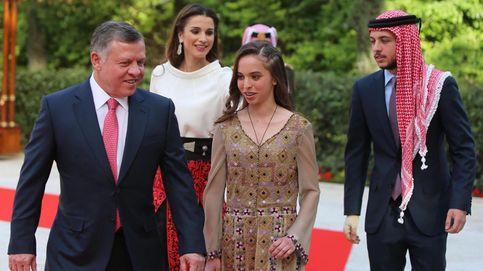 Los hijos de Rania, invitados estrella en la boda de los 'cuñados de la Casa Blanca'