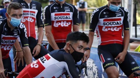 Adiós a los 'selfies': Comienza la burbuja del Tour de Francia contra el coronavirus
