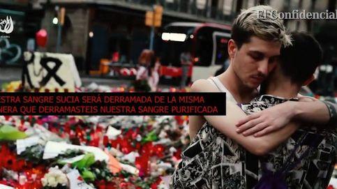 Daesh: un vídeo repleto de amenazas terroristas a España 'conmemora' el 17-A