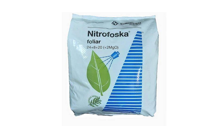 Abono foliar Nitrofoska