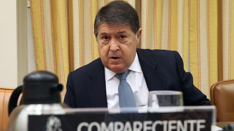 El exvicepresidente de Bankia y expresidente de Bancaja, José Luis Olivas. (EFE)