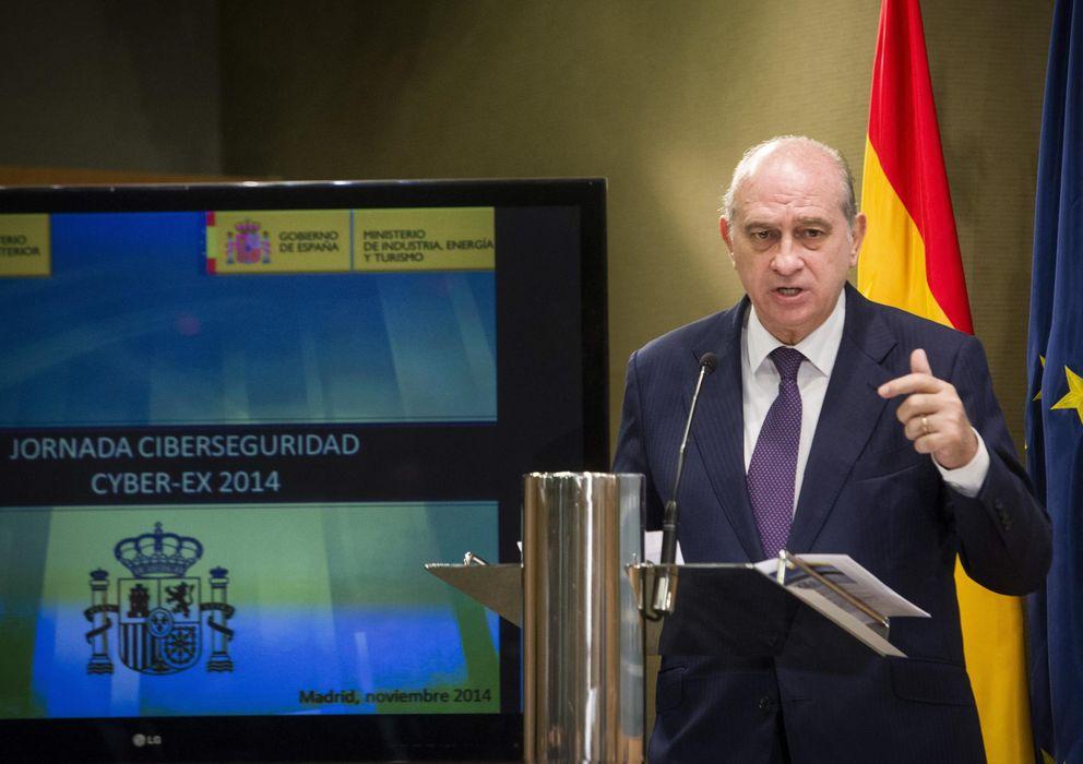 Foto: El ministros del Interior, Jorge Fernández Díaz. (EFE)