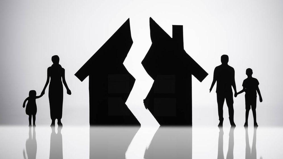 Foto: Si me divorcio y vendo mi parte de la casa, ¿qué impuestos tengo que pagar? (iStock)