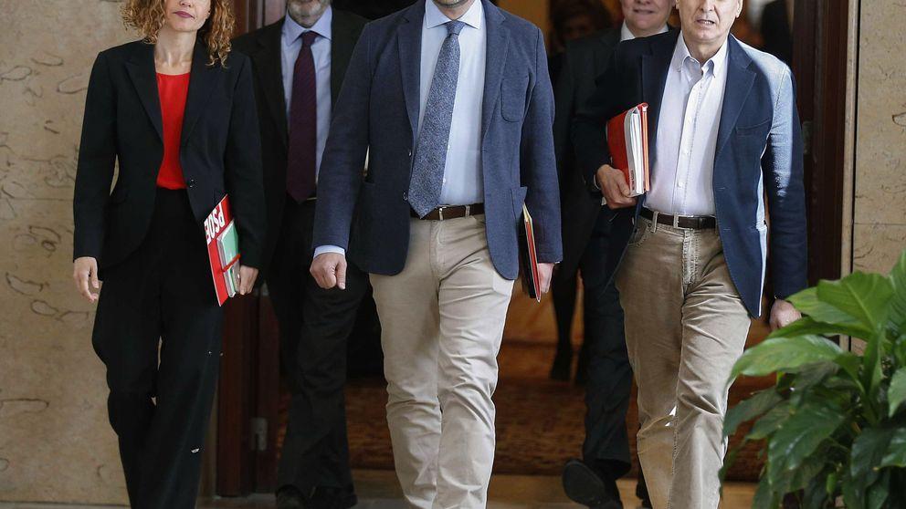 PSOE: El acuerdo a tres es muy difícil, pero creemos que es posible