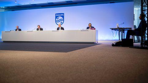 Philips reduce un 39% su beneficio, pero confía en crecer en la segunda mitad