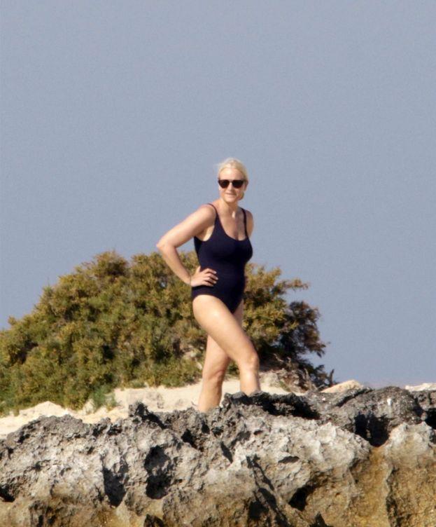 Foto: Mette-Marit, en Formentera. (Vanitatis)