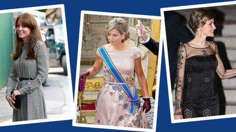 Estilo Real: de la rentrée de Kate Middleton al esplendor de Máxima