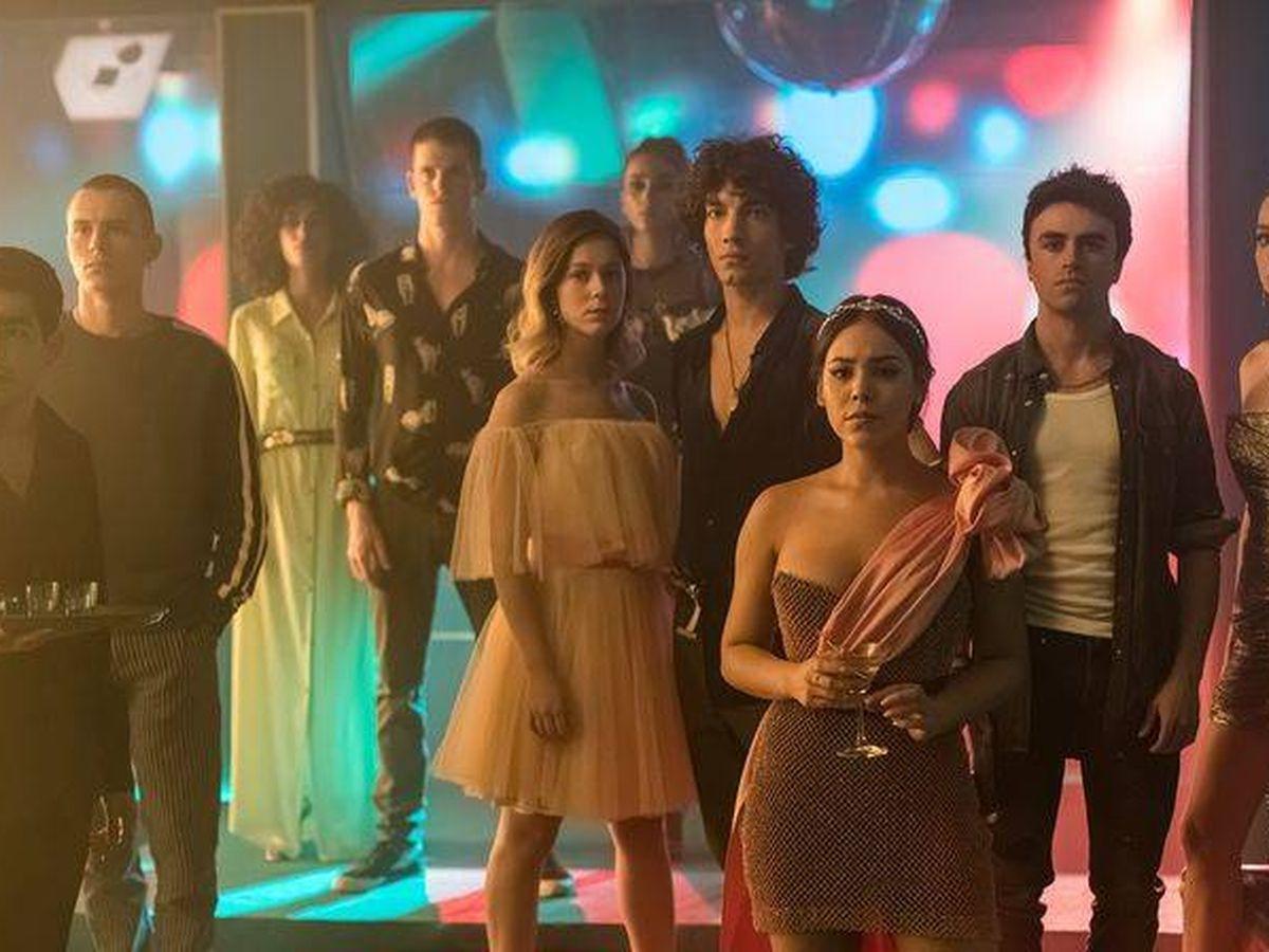 Foto: Los protagonistas de 'Élite'. (Netflix)